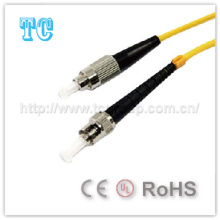 Ce Certificate FC to St Single-Mode Optical Fiber Jumper